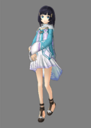 Premiere Hollow Realization in-game avatar