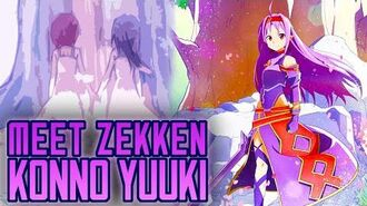 Meet Konno Yuuki! - An Introduction Sword Art Online Wikia