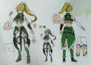 Hollow Realization Guide Leafa concept