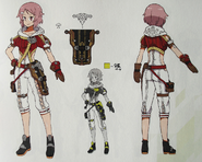Hollow Realization Guide Lisbeth concept