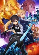 Alicization anime key visual