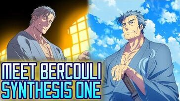 Meet Bercouli Synthesis One! - An Introduction Sword Art Online Wikia