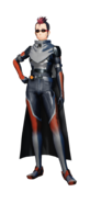 Yamikaze Fatal Bullet character design
