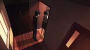 Suguha confronting Kazuto