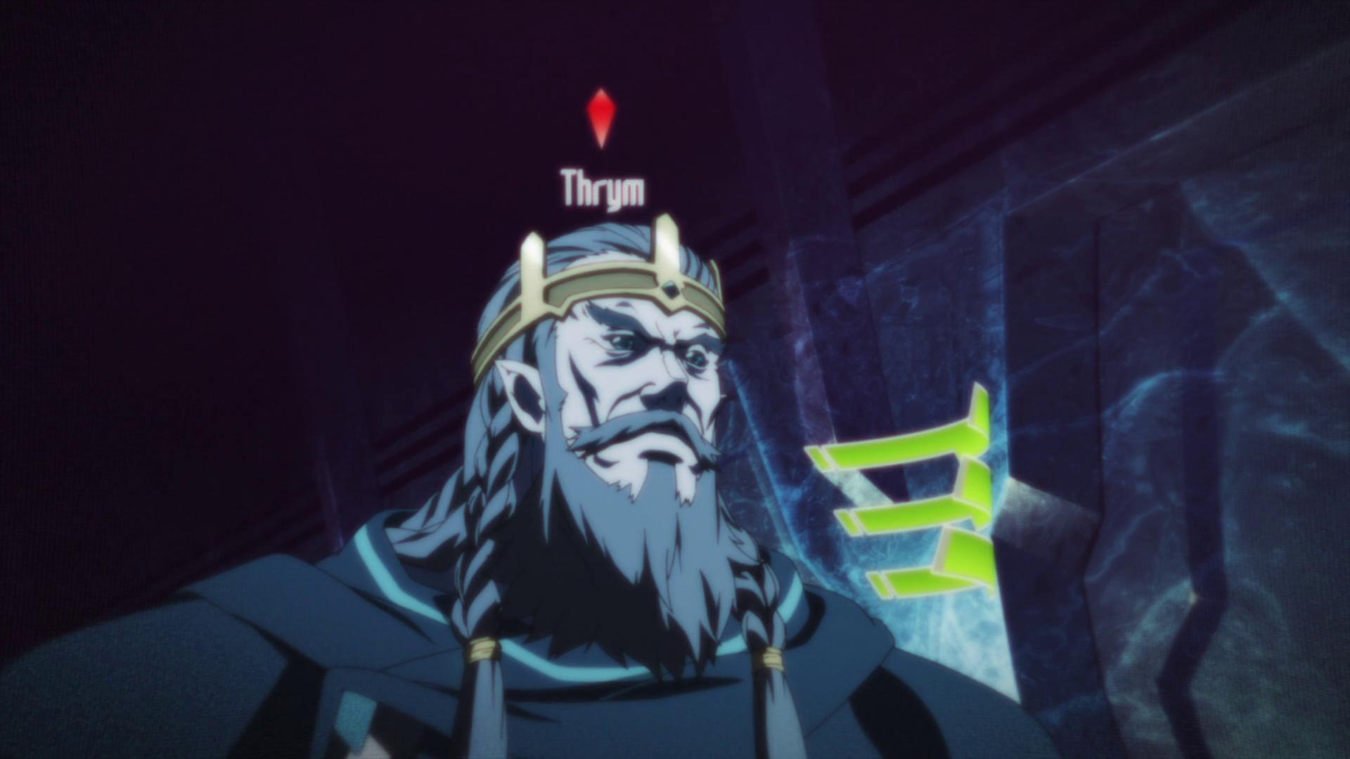 Thrym Sword Art Online Wiki Fandom Powered By Wikia