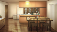 Kirigaya Residence - kitchen
