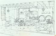 Ronbaru inn design art (2)