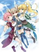 Girls Ops manga