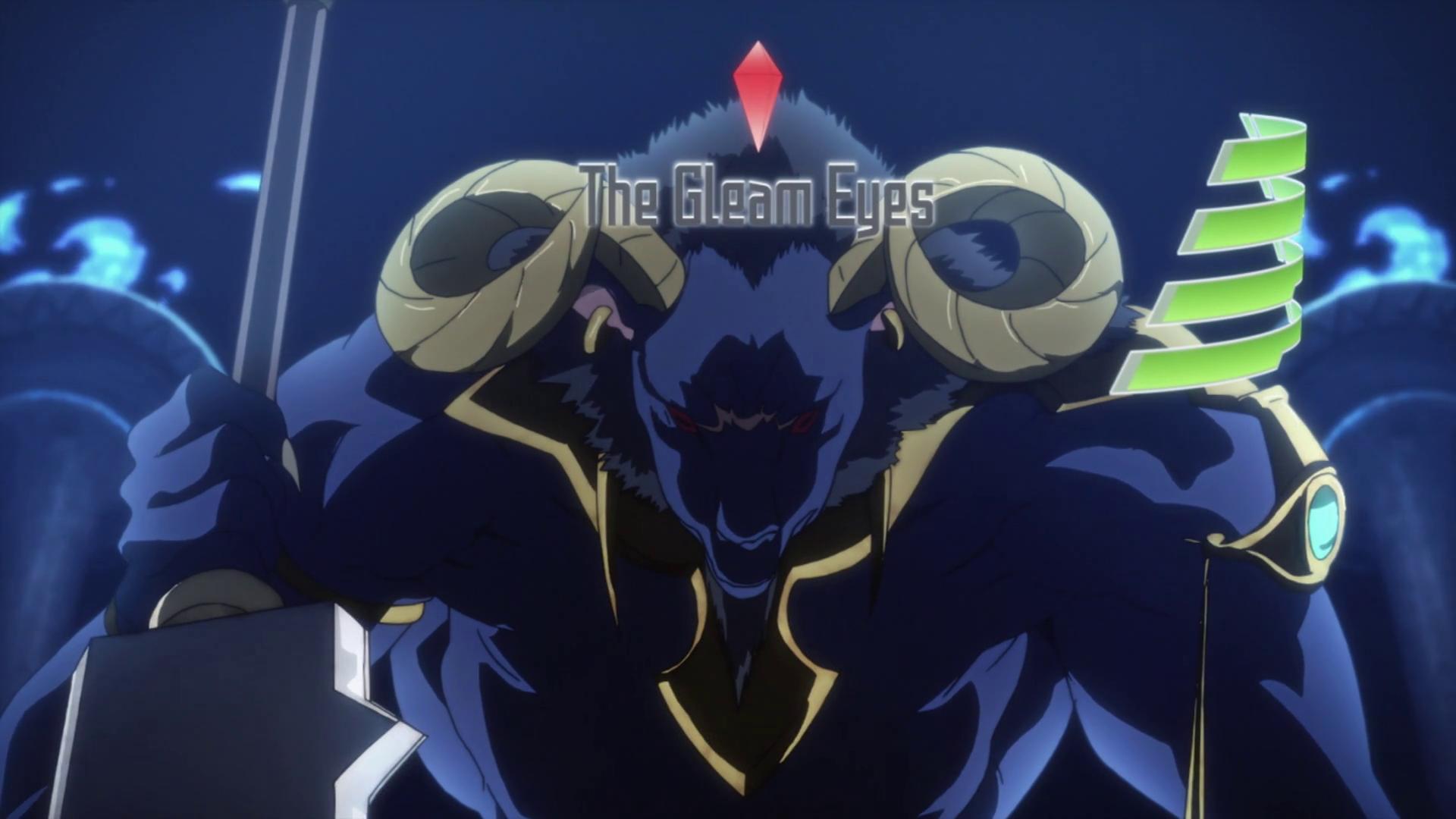 The Gleam Eyes