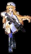 Alice Fatal Bullet character design