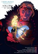 War of Underworld Episode 12 Promotional Illustration