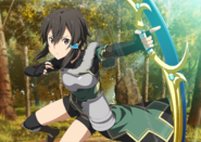 Sinon's debut IF F9