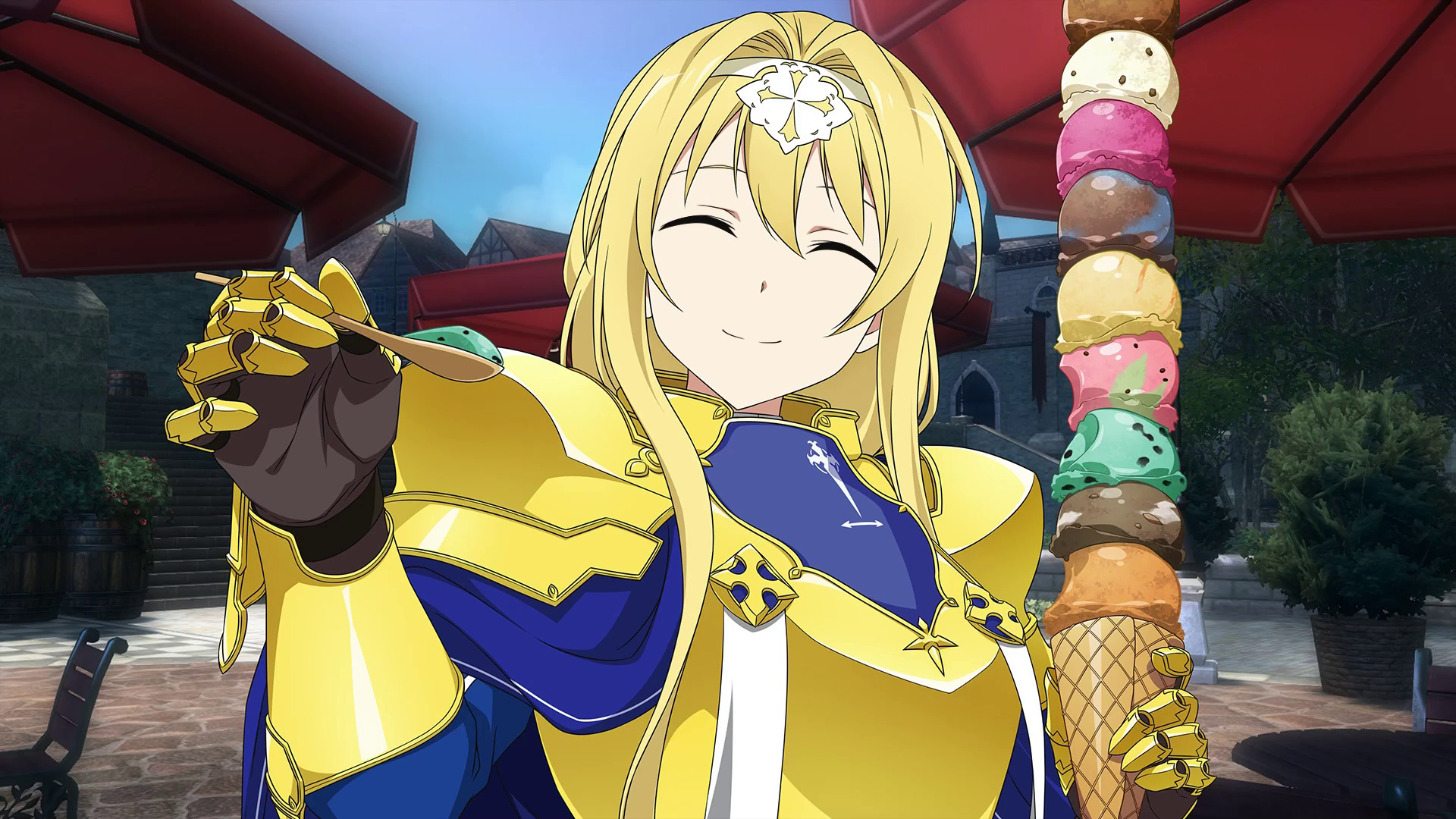 Alice eating ice cream after her Heroine Event HR DLC3.png