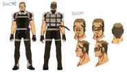 Behemoth 2nd Season Animation Character Design
