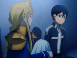 Sword Art Online Alicization Episode 18.5