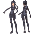 Pitohui's GGO Avatar Full Body