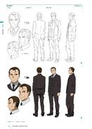 Yuuki Shouzou Concept Art Design Works