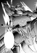 Illfang the Kobold Lord in OS manga Stage 1