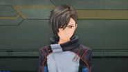 Itsuki close-up in Fatal Bullet