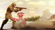 LLENN finishing off Narrow