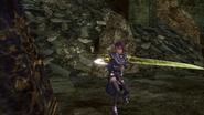 Kizmel Hollow Realization combat
