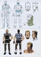 Behemoth Design Works II Artbook Character Design 2