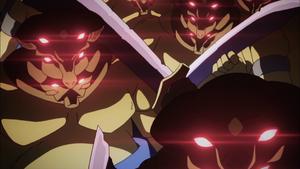 Evil gods