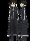 Kirito novo avatar ALO