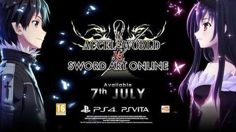 Image result for sao vs accel world