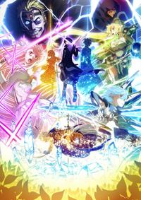 Sword Art Online Alicization Anime 4th Cour Key Visual