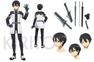 Kirito OS Design from OS Guide Book