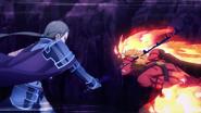 Scheta Synthesis Twelve and Iskahn fight