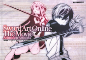 Sword Art Online The Movie Animation Artworks cover