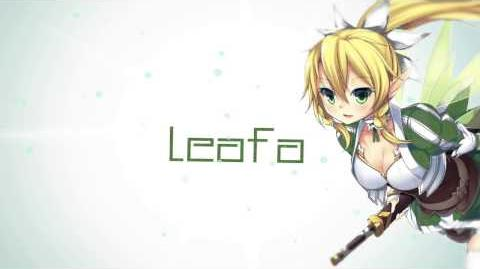 SAO Leafa Character Song Ayana Taketatsu - Sky the Graffiti English KaraFX