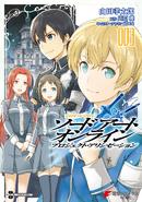 Project Alicization Manga Vol 3 Cover