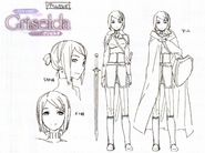 Griselda - Anime Sword Art Online no Subete