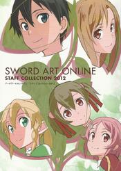 Sword Art Online Staff Collection 2012