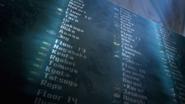 Names on the Monument of Swordsmen