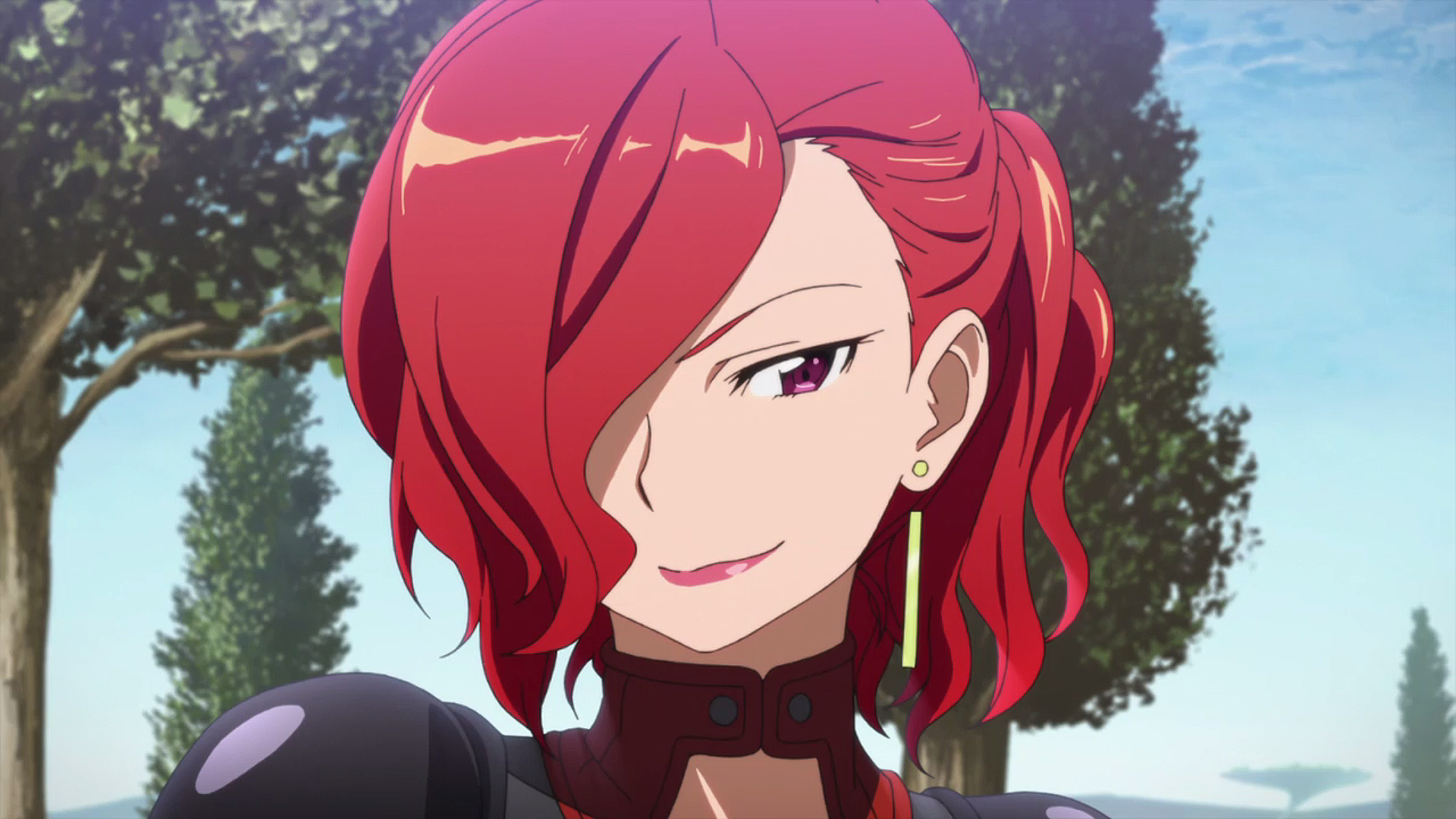 Red Hair Anime Girl With Sword: FANDOM Powered By Wikia