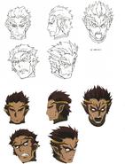 Eugene face Design Works