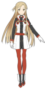 Ordinal Scale Asuna