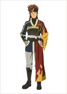 Klein Millennium Twilight character design