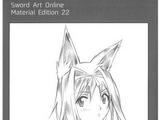 Sword Art Online Material Edition 22
