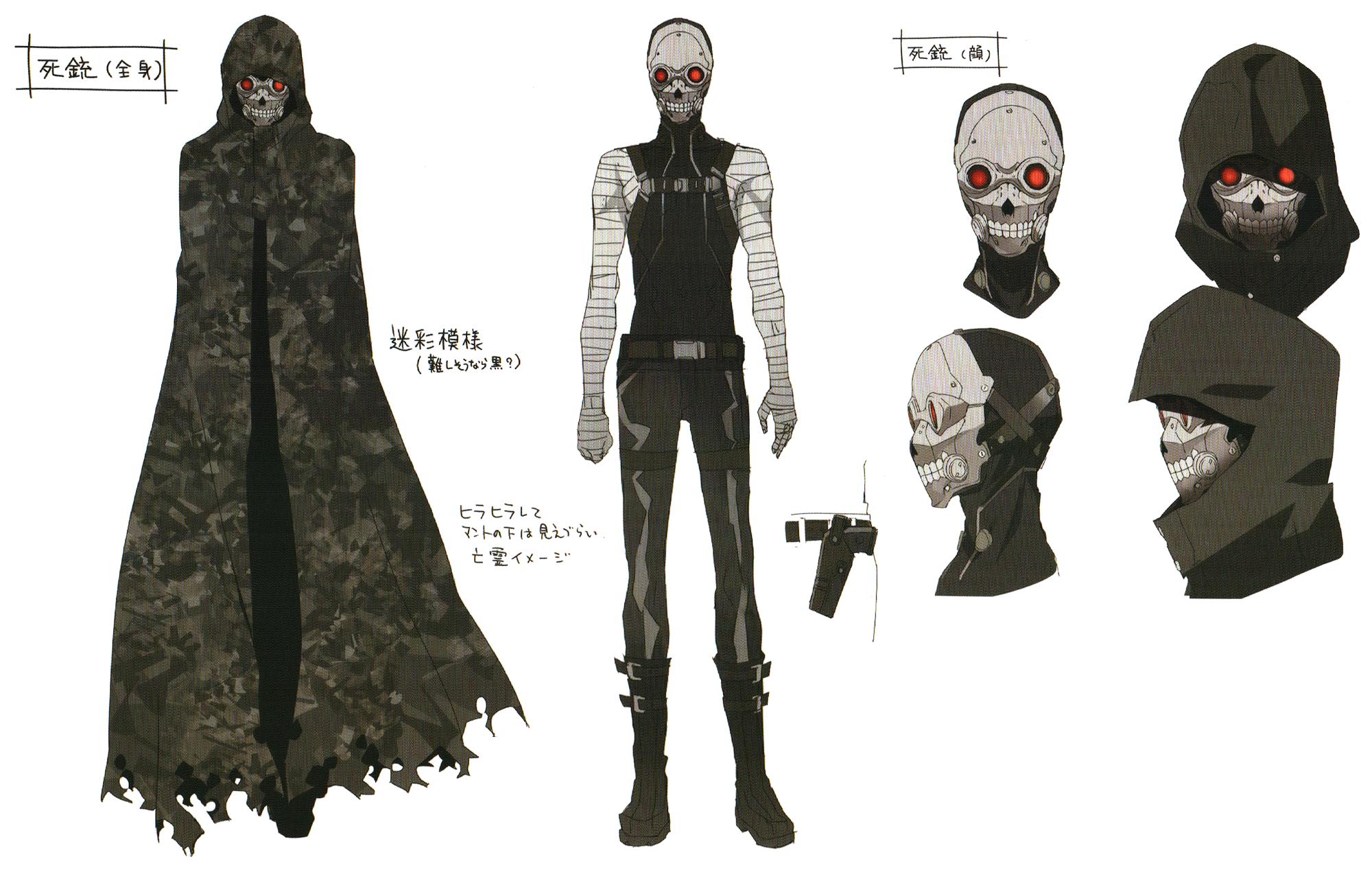 Image - Death Gun 2nd Season Animation Artworks.png ...