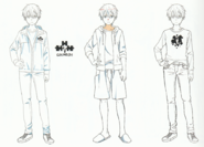 OS Production Book Kazuto Design Art 2