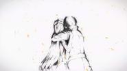 Kirito and Asuna vanish together