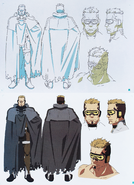 Behemoth Design Works II Artbook Character Design 3