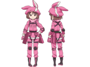 LLENN's GGO Avatar Full Body