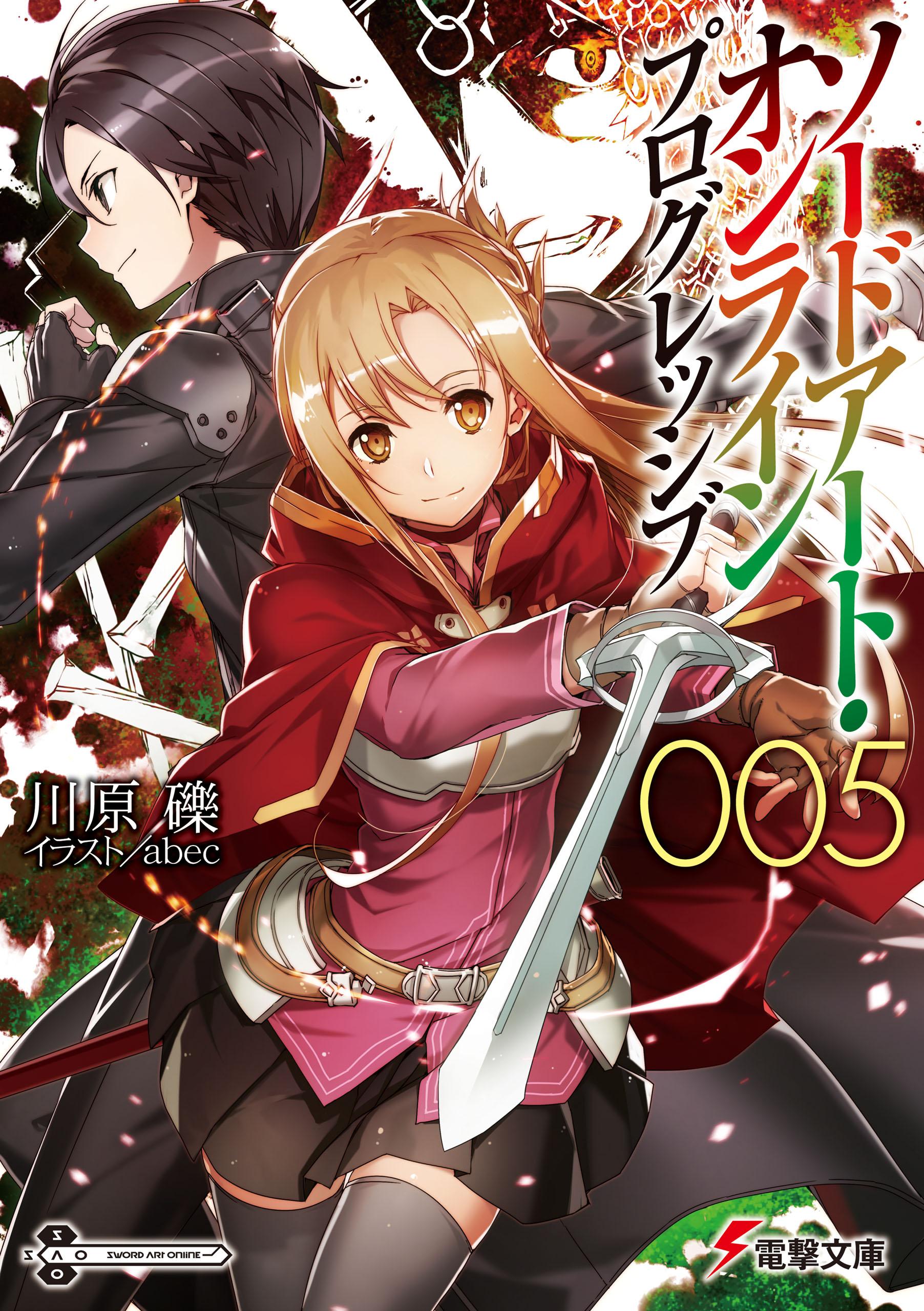 sword art online light novel volume 2 pdf
