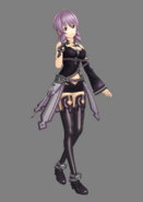Strea Hollow Realization in-game avatar